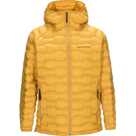 Peak Performance Argon Light Hood Jacket Herr Smudge Yellow